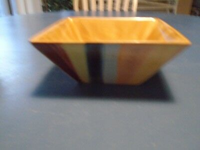 Tabletops Gallery York Square Cereal/Soup Bowls