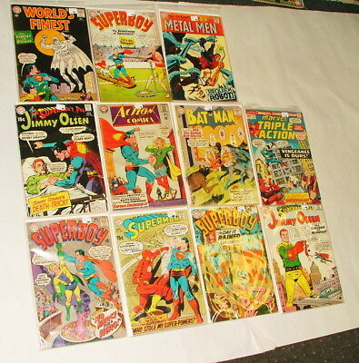 %  1960's Superhero  Comic Book Collection Lot P-5