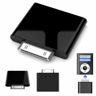 Bluetooth Adapter For Ipod Classic Iphone Touch Video Adapter Itouch Black  Hot