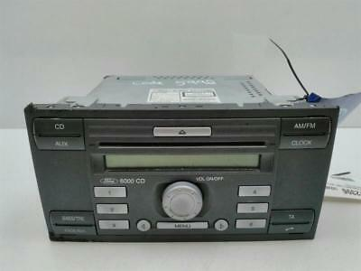 2008 Ford Fiesta Style Climate MK6 FL Radio CD Player 8S61-18C815-AA