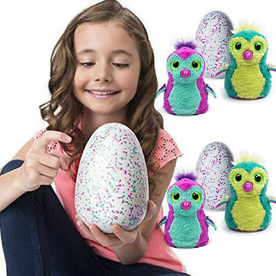 AUS Hatchimals Draggles Interactive Pet Draggles Egg Easter Kid Toy Doll Gift In