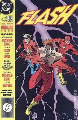 Flash (1987 2nd Series) Annual #3 VG LOW GRADE