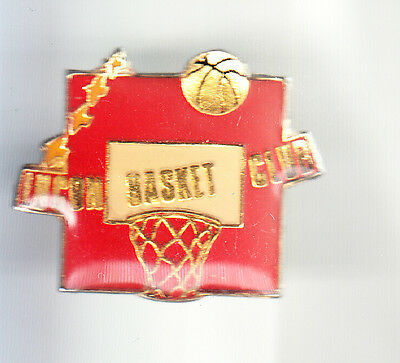 Rare Pins Pin's .. Sport Basket Ball Club Team Vendee Lucon 85 ~Cq