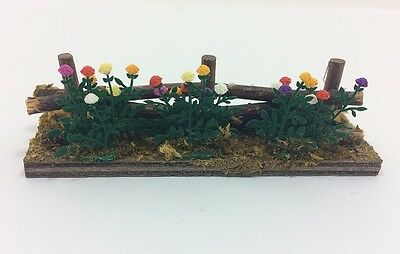 Scenic Mouse Flower Shrub Displayer for Wee Forest Folk