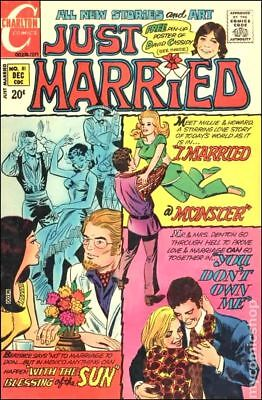 Just Married (1958) #81 VG LOW GRADE