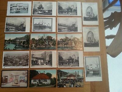 Batch of Early 20th Century Exhibition Postcards