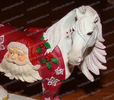 Santa Clause (Clydesdale) 0793 of 10,000 (Horse Different Color Westland, 20610)