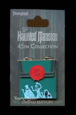 DLR Disney Haunted Mansion 45th Hitchhiking Ghost Envelope Le Pin