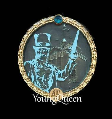 DLR Disney 45th Haunted Mansion Dueling Ghost Mystery Pin