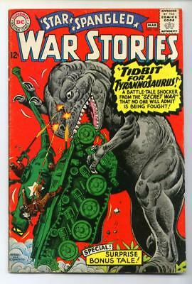 Star Spangled War Stories #125 (Ross Andru) Silver Age-DC FN  {Randy's Comics}
