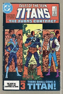New Teen Titans (1980) (Tales of ...) #44 GD/VG 3.0