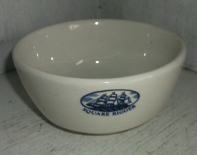 Land's End SQUARE RIGGER Cereal Bowl Made In England