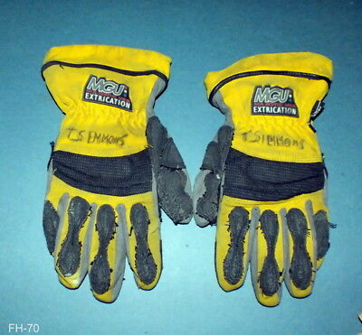 MGU Majestic Firefighters Extrication Gloves Size Large (FG-70)