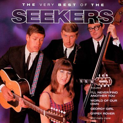 The Seekers - Very Best of - NEW CD  Greatest Hits Collection JUDITH DURHAM