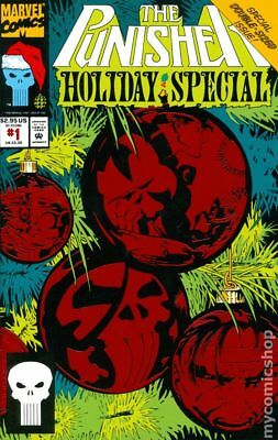 Punisher Holiday Special (1993) #1 VF