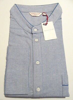 Derek Rose Mens Nightshirt - Xxxl - 100% Cotton - Arran 24 Winter Weight 3Xl