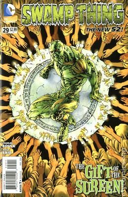 Swamp Thing (2011 5th Series) #29 VF