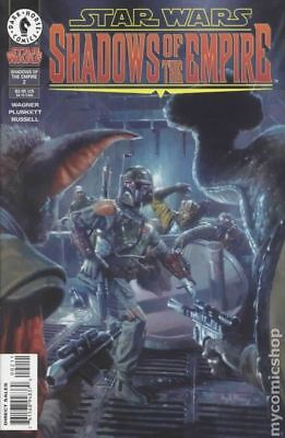 Star Wars Shadows of the Empire (1996) #2 FN