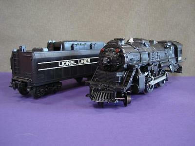 Lionel Steam Engine 8800 Locomotive + Coal Tender / O Scale