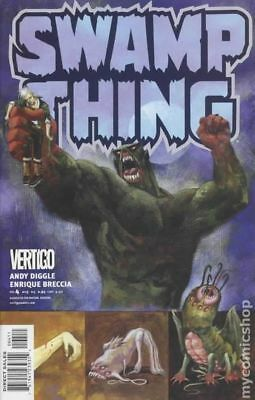 Swamp Thing (2004 4th Series) #4 FN