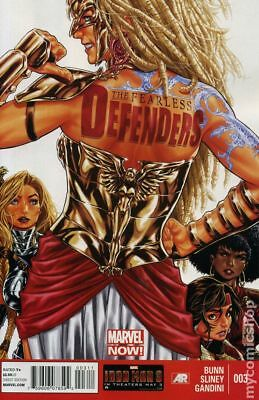 Fearless Defenders (2013) #3A VF