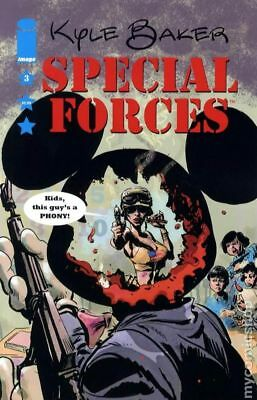 Special Forces (2007) #3 FN