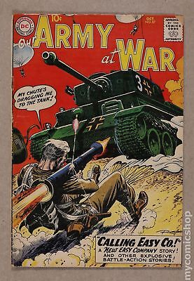 Our Army at War (1952) #87 GD 2.0
