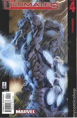 Ultimates (2002 1st Series) #4 VG LOW GRADE