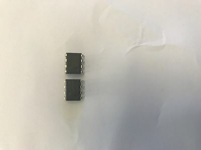Tl072Cp Dual Op Amp 8 Pin Dil Ic New 2 Pieces