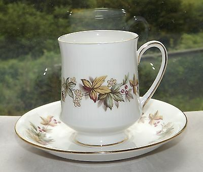 Royal Standard Fine Bone China England Lyndale Pattern Cup and Saucer