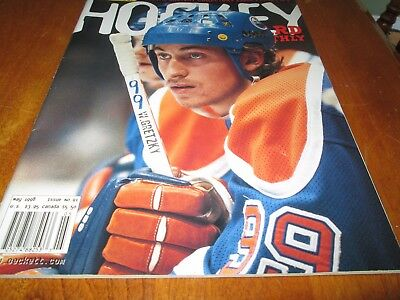 1998 Wayne Gretzky Special Collector's Cover #1 Of 4 Beckett Magazine May 1998