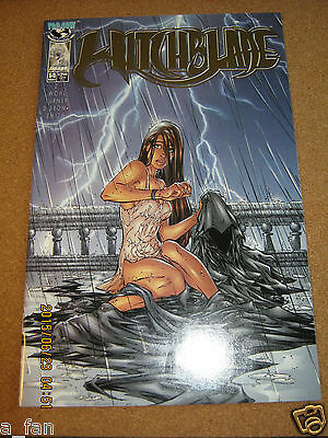 Witchblade # 14 B Gold American Entertainment / Top Cow Exclusive Michael Turner