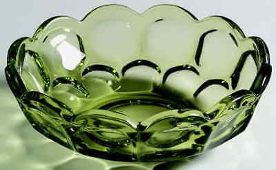 Imperial Glass Ohio PROVINCIAL GREEN Nappy 8426644