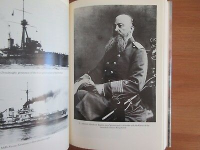 WW1 NAVAL NAVY HISTORY HARDCOVER BOOK hough