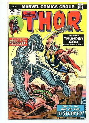 Thor #224     Day of the Destroyer