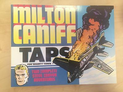 Taps for Shanty Town     Milton Caniff     Steve Canyon     1989