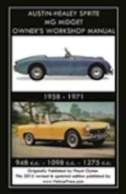 Austin-Healey Sprite MG Midget Owner's Workshop Manual