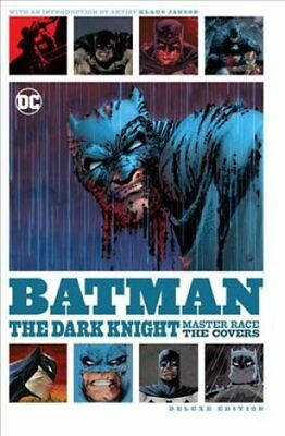 Batman The Dark Knight Master Race - The Covers Deluxe Edition 9781401267384