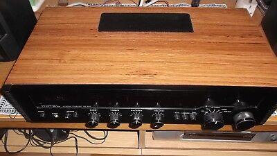 Rotel RX-202 AM/FM Receiver,  super clean cosmetic  condition, see details.