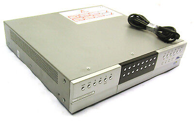 Dedicated Micros DS2A 16DVD 600GB 16 Channel DVD-R Surveillance IP Monitor
