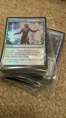 40 assorted FOILS - Magic: the Gathering mixed foil cards - MTG bulk