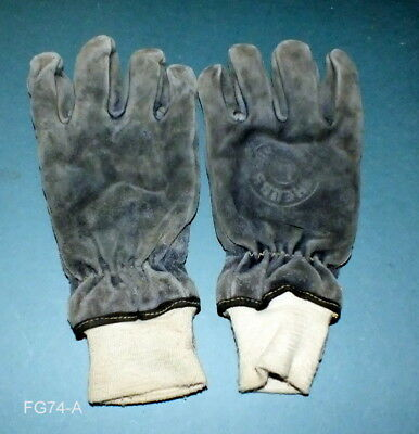 Shelby FDP Structural Firefighters Gloves Size Large (FG-74)