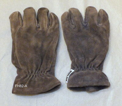 Shelby Structural Firefighters Gloves Size Medium (FG-82)