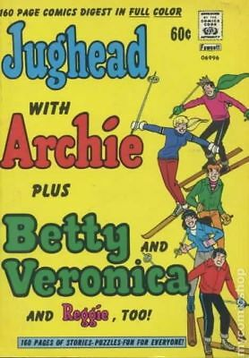 Jughead with Archie Digest (1974) #1 VG+ 4.5