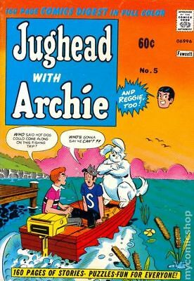 Jughead with Archie Digest (1974) #5 VG 4.0 LOW GRADE