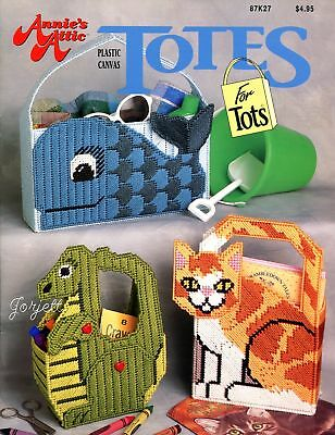 Special Occasion Gift Bags Totes Totebags Plastic Canvas Patterns