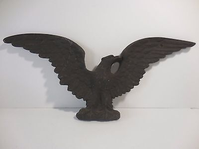 """Vintage , Cast Iron , American Eagle Wing Span 17"""""""