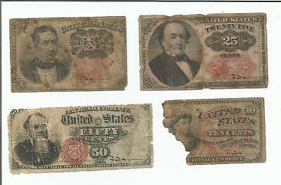 1874 Fractional Currency