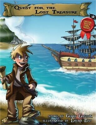 Quest for the Lost Treasure (Hardback or Cased Book)