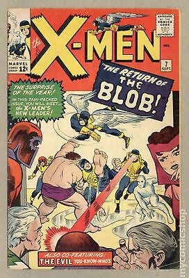 Uncanny X-Men (1963 1st Series) #7 GD 2.0